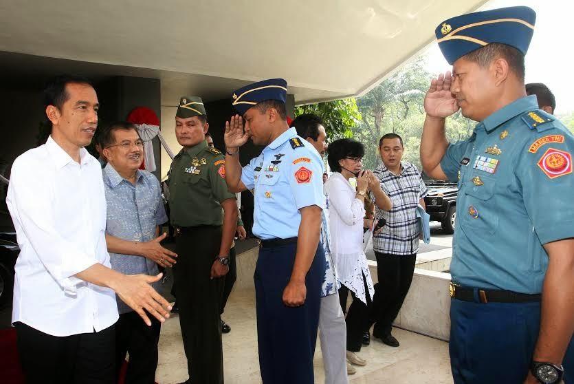 Kolonel Hersan, Eks Komandan KRI Diponegoro Jadi Ajudan Jokowi
