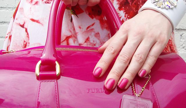 pink, furla, candy, bag,