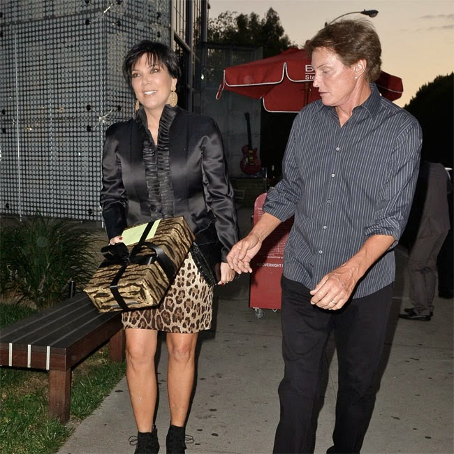 Bruce Jenner Dating Kris Jenner's Best Friend Ronda Kamihira : People ...