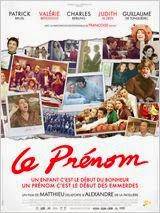 films streaming Le prénom