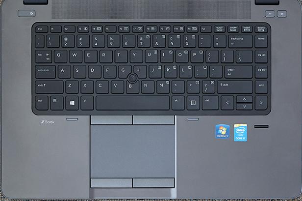 Đánh giá sản phẩm HP Zbook 15U G2