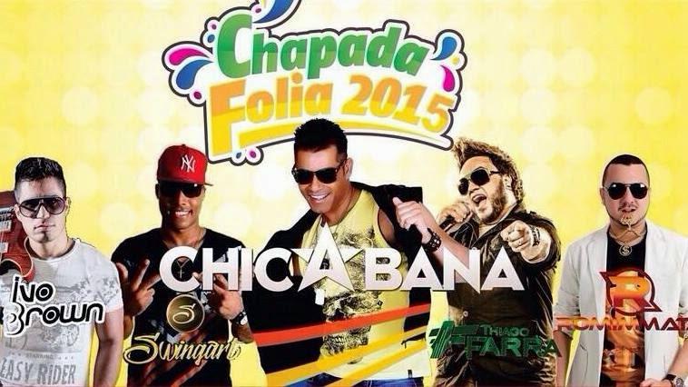 Carnaval Chapadinha 2015: Atrações e programação (1)