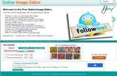 Online Image Editor: editor de fotos online.