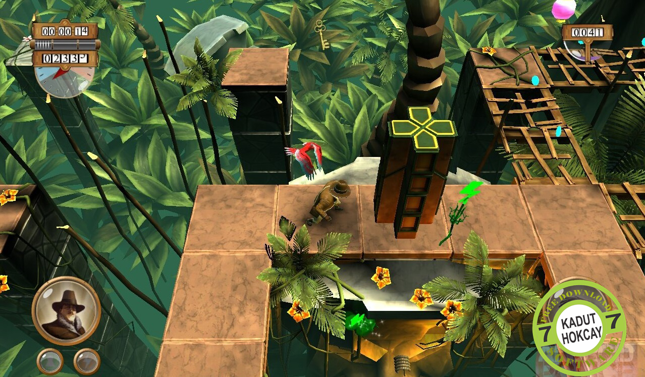 Game Android Hamilton's Adventure THD V.1.0.2 Full Apk