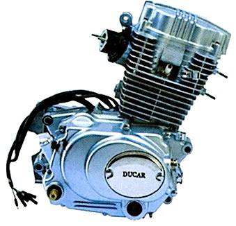 Cara Kerja Mesin Motor