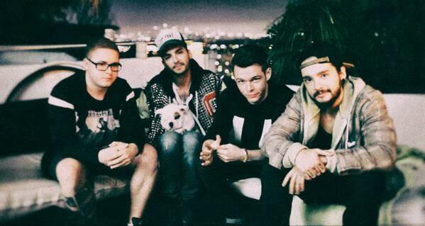Facebook / Twitter | @ Tokio Hotel 10.03.2014 BiYz8gACYAElcYZ