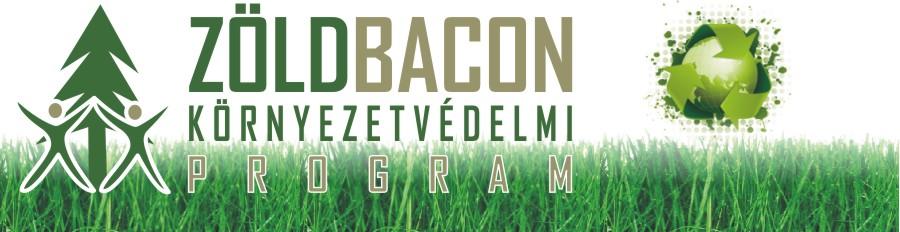 Zöld Bacon Környezetvédelmi Program