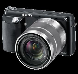 Sony NEX-F3 16.1 MP