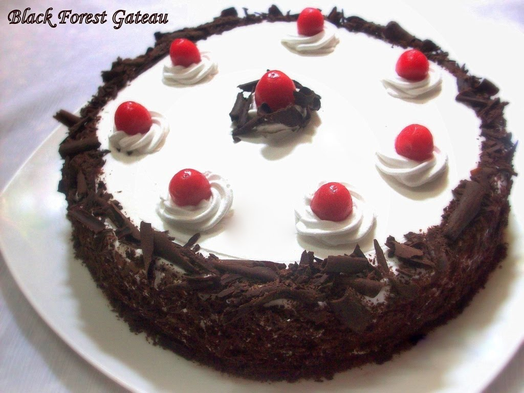 Best Black Forest Cake Images : Phoebettmh Travel: (Germany) - Black Forest (Schwarzwald ...