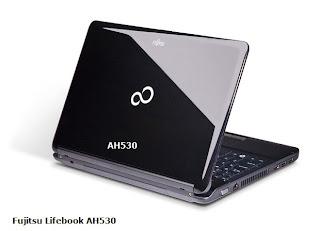 Fujitsu AH530 laptop review