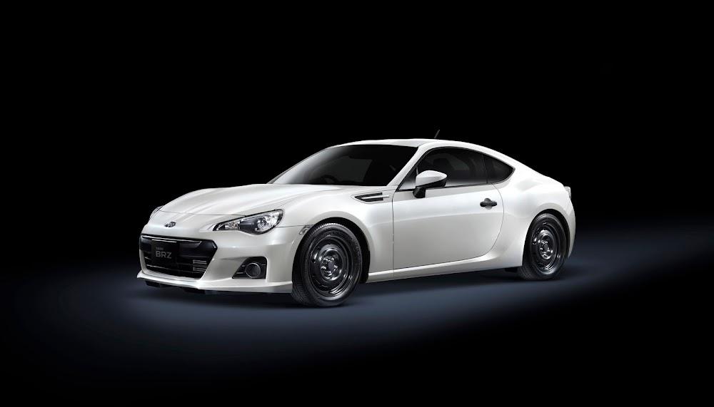 Subaru BRZ RA Racing announced in Japan