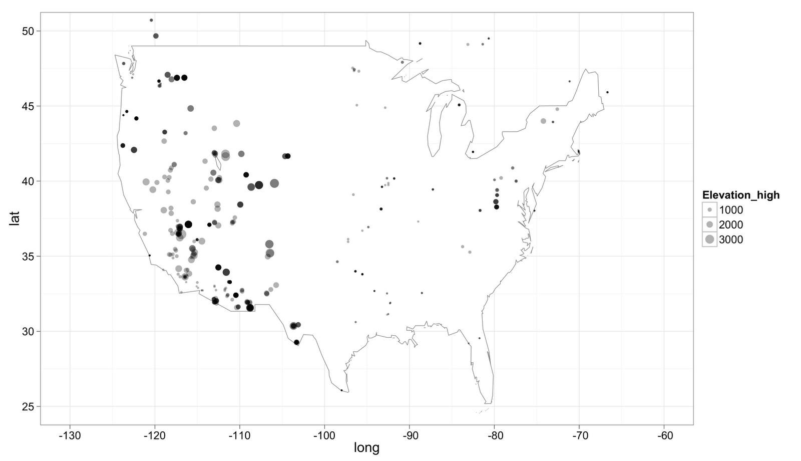 evolving all we are guides on generating map plot with R