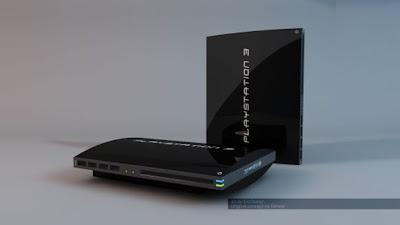 Sony pode lançar PlayStation 3 Super Slim em evento na Europa (Foto: Reprodução: EricDesign09)