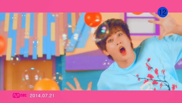 Block B Her Teaser Jaehyo
