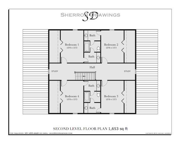 Sherrod Drawings Haunted Gingerbread House Plans