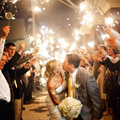 Wedding Sparklers ViP