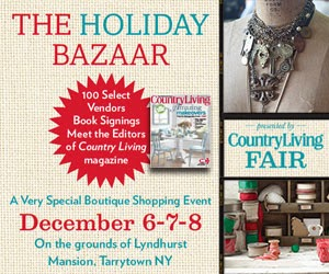 Country Living Holiday Bazaar