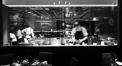 Cocina Dinner restaurante, Blog Esteban Capdevila