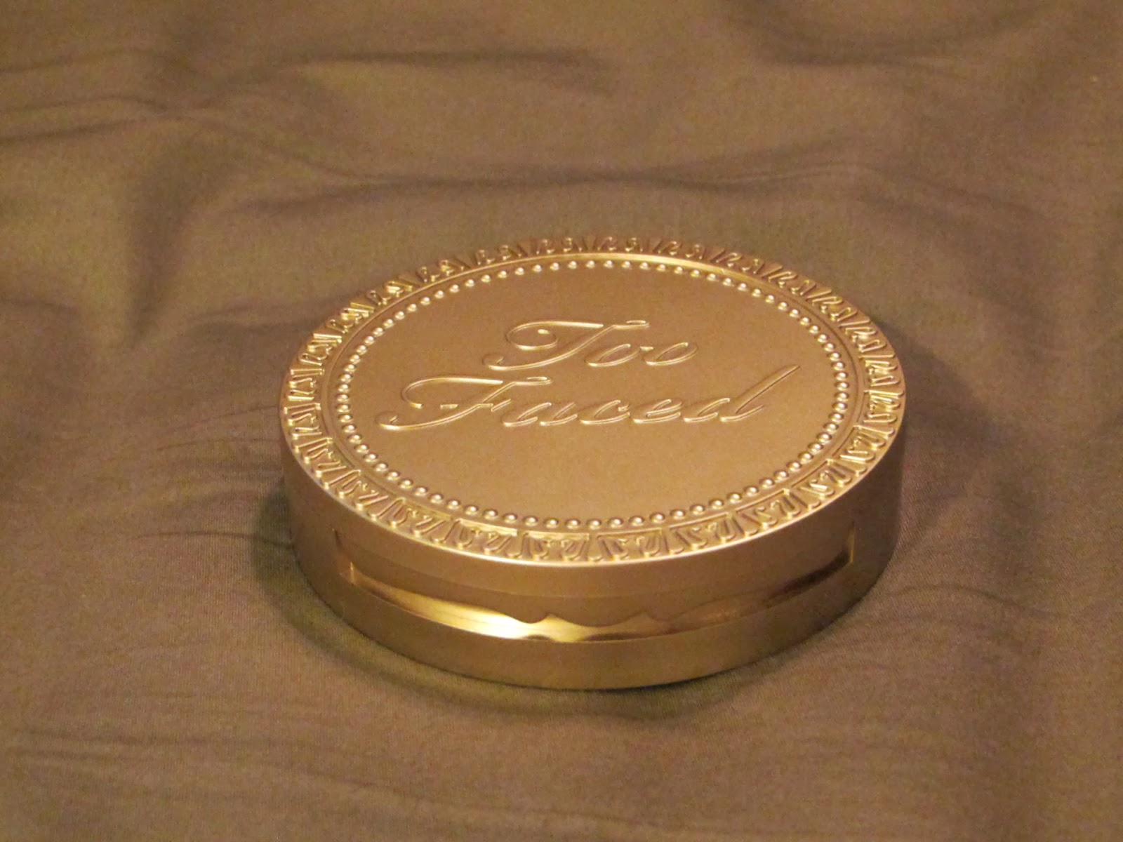 live loveliness: Too Faced Milk Chocolate Soleil Bronzer: Review ...