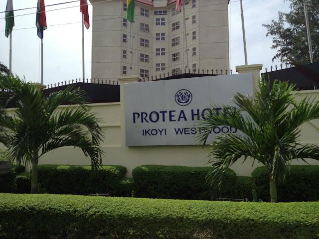 Protea Hotel Lagos, Nigeria