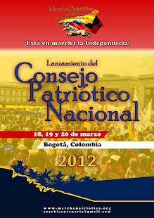 MOVIMIENTO POLÍTICO Y SOCIAL MARCHA PATRIÓTICA