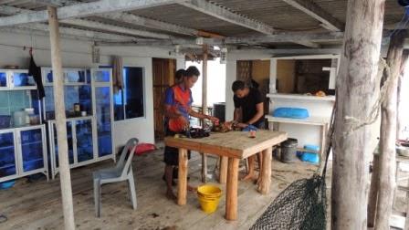 Dapur Rumah Laut