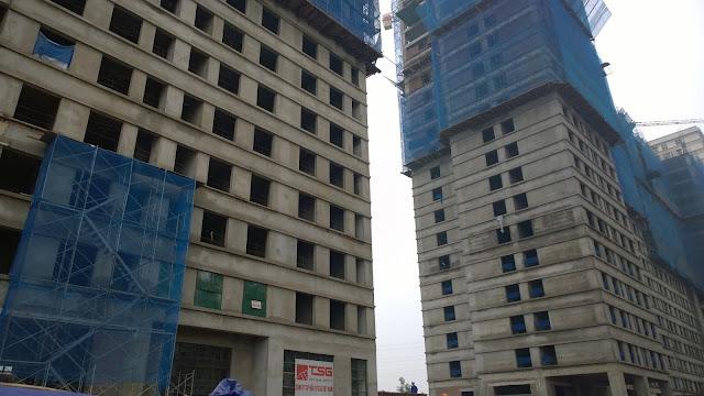 Tiến độ xây dựng Park View Residence