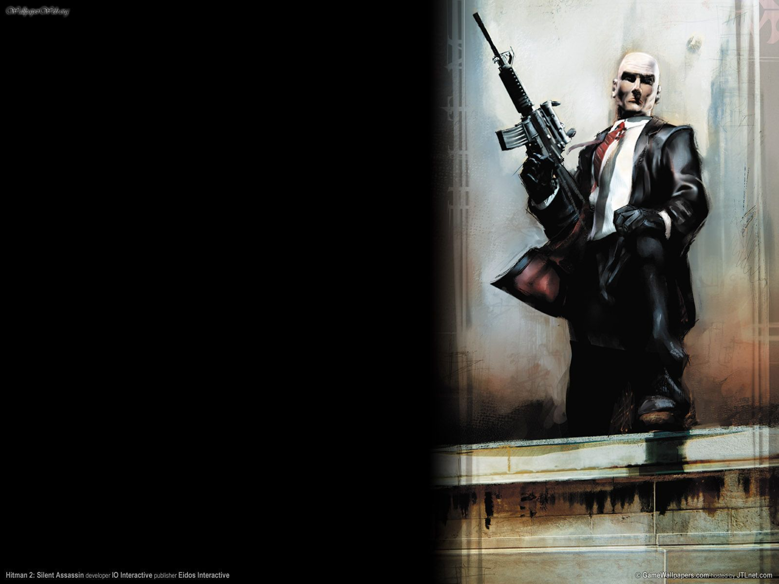 Hitman HD & Widescreen Wallpaper 0.19369686747821