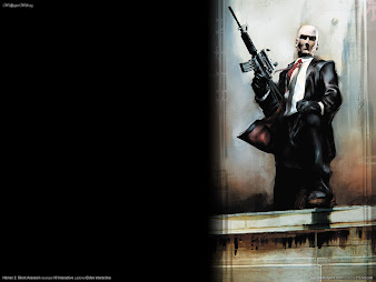 #1 Hitman Wallpaper