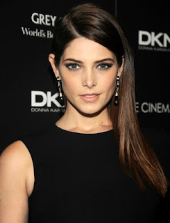 Holiday Hairstyles, Celebrities Holiday Hairstyles, Ashley Greene