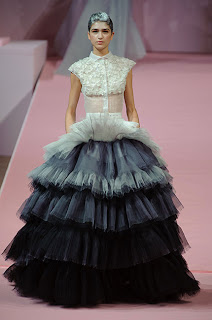 alexis Mabille haute couture romantique vanessa lekpa