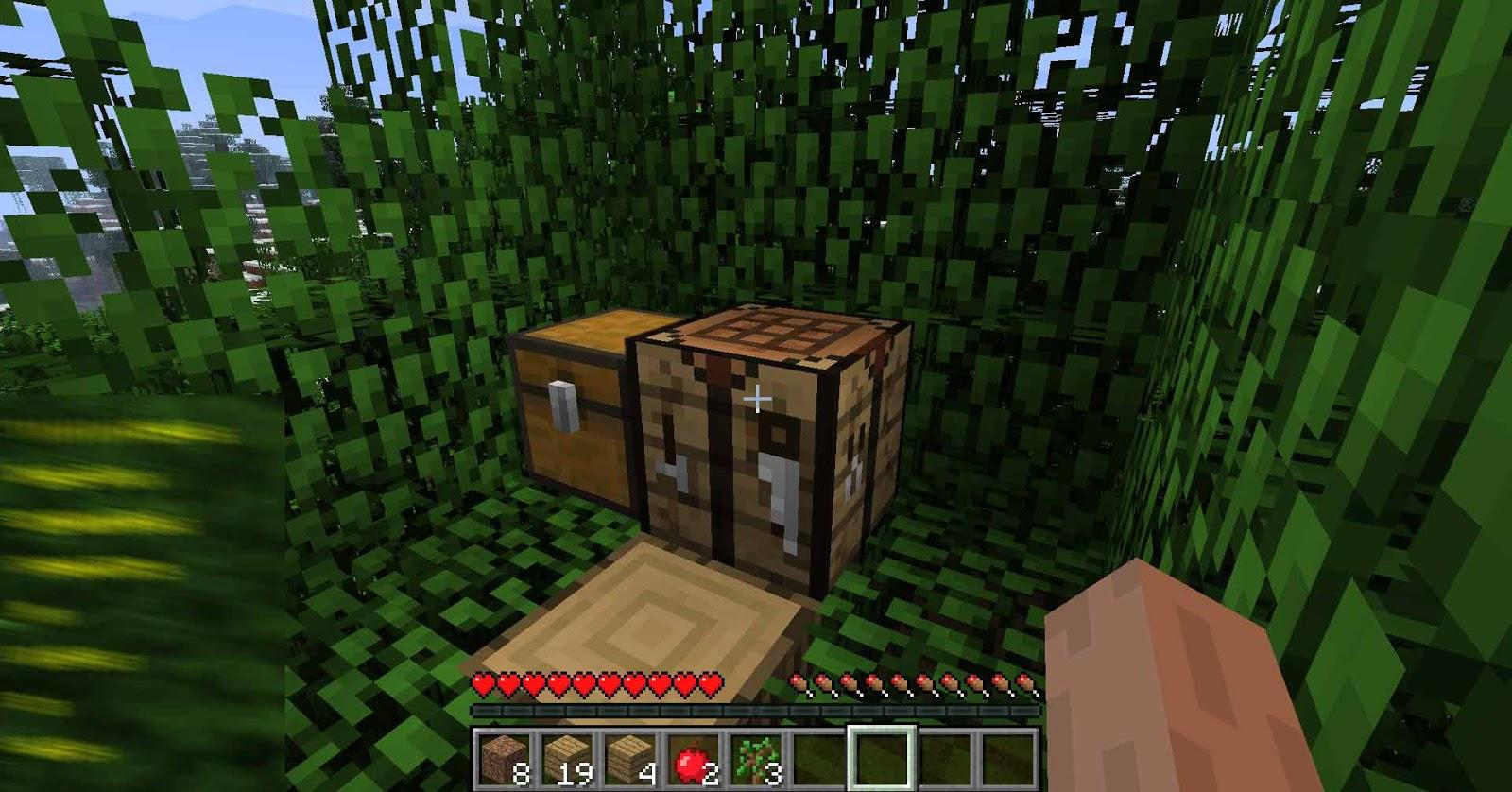 Майнкрафт как построить красивый дом - c