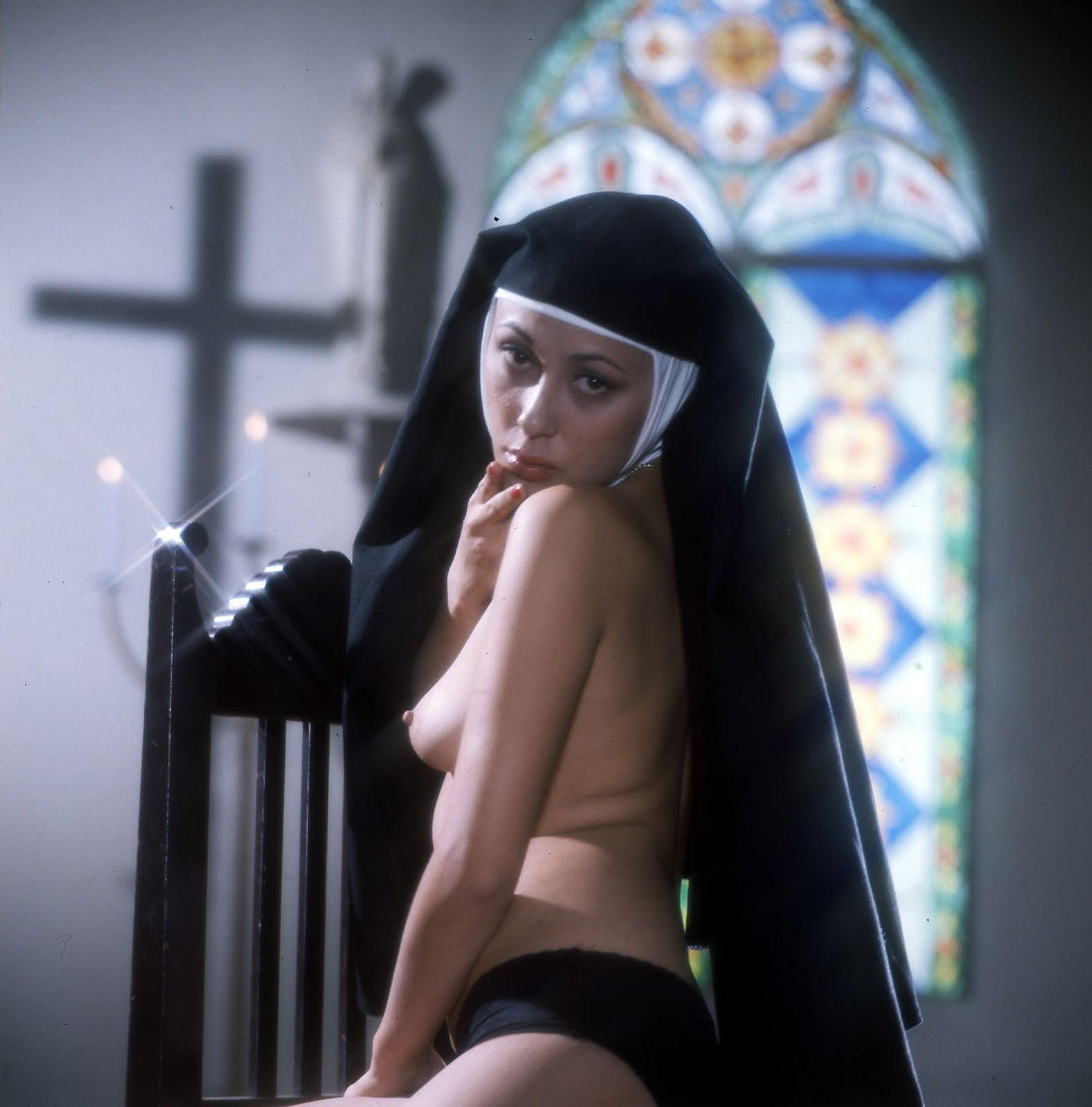 hot nuns sex image