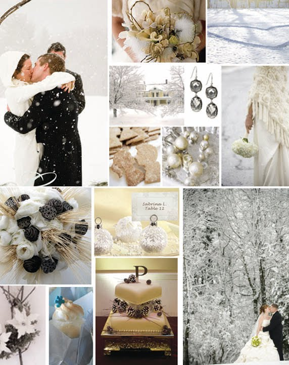 Winter Wedding Decorations On A Budget