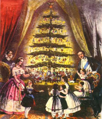 A brief history of the Christmas tree; heathen traditions and all.