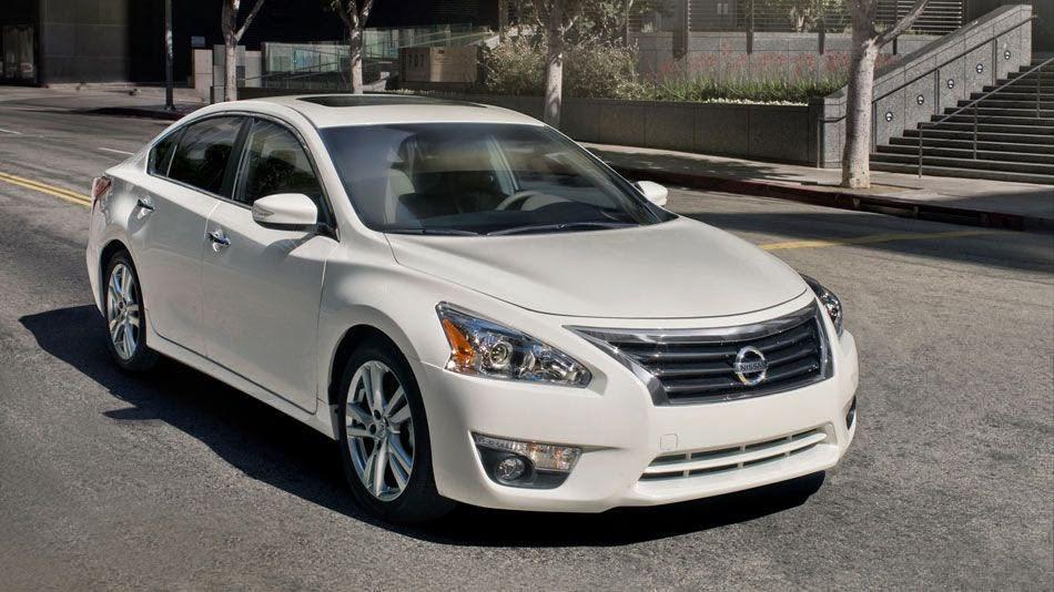 Nuevo Nissan Altima 2014