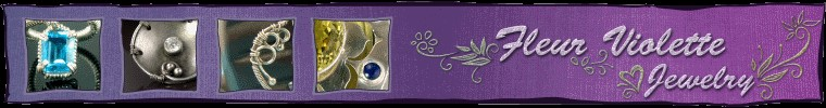 Fleur Violette Jewelry