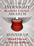 Mated Forever won Runner Up!