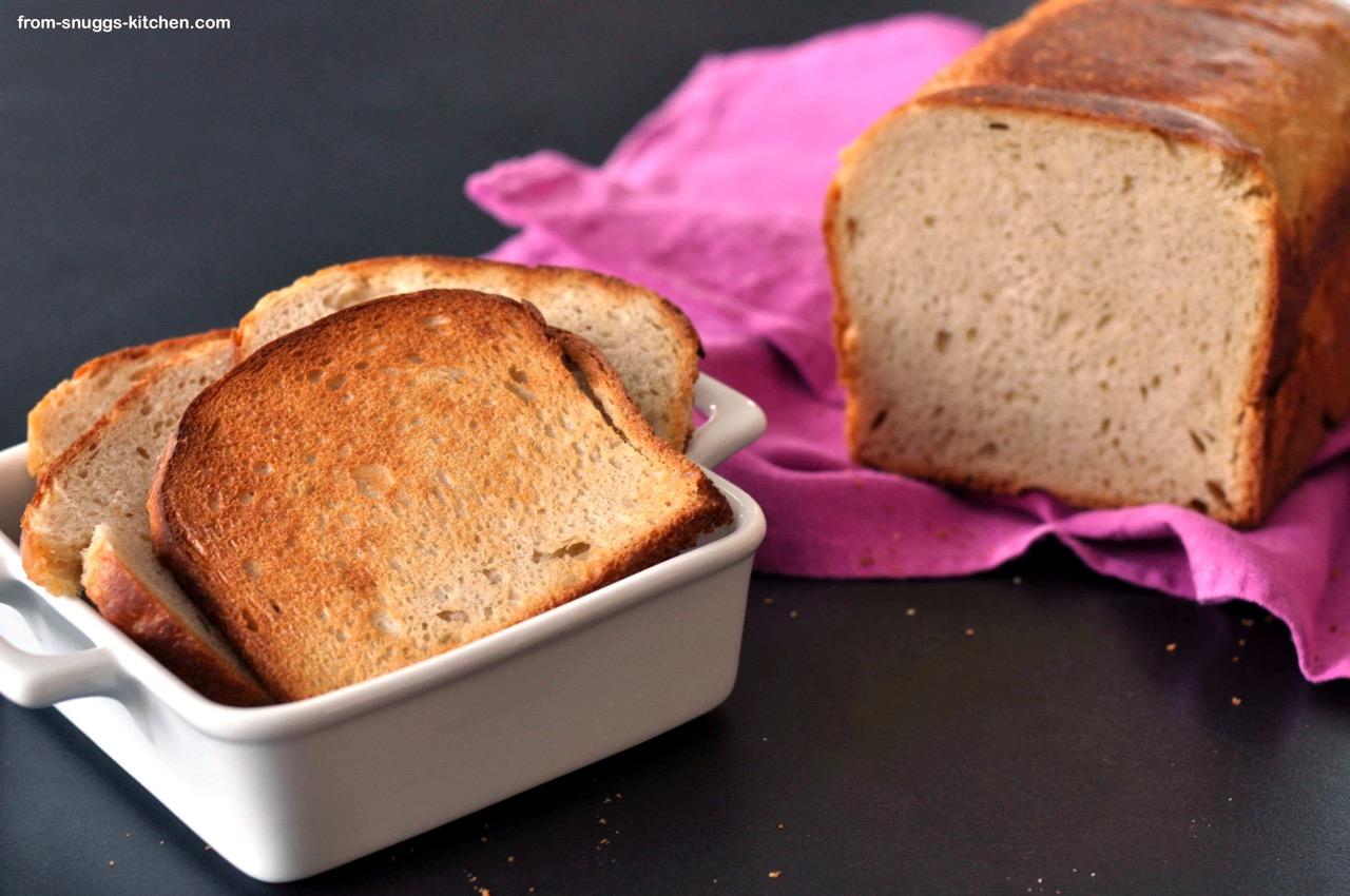 Dinkel-Joghurt-Toastbrot