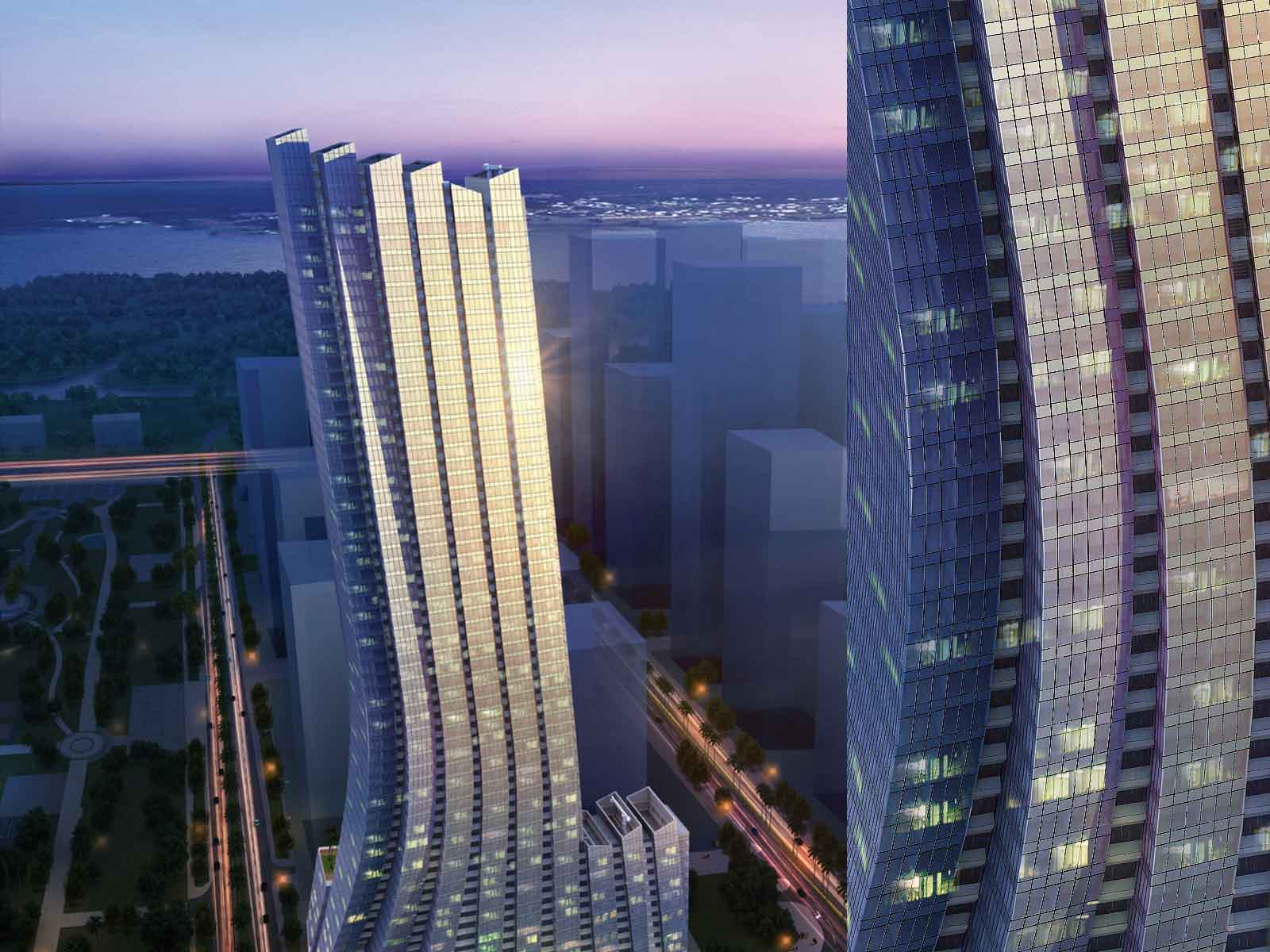 World Of Architecture Empire Tower Abu Dhabi By Aedas
