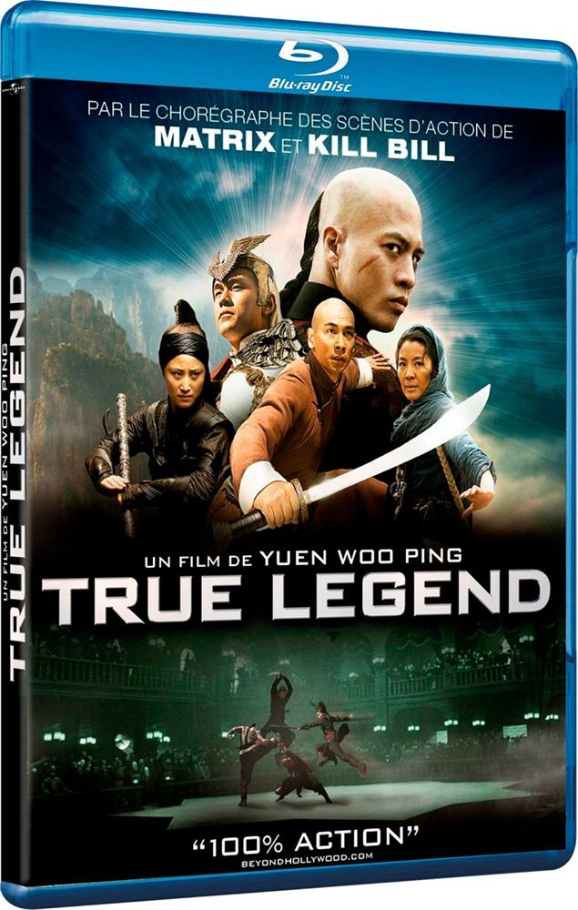 [MULTI] True Legend (2011) [TRUEFRENCH] [Bluray 720p]