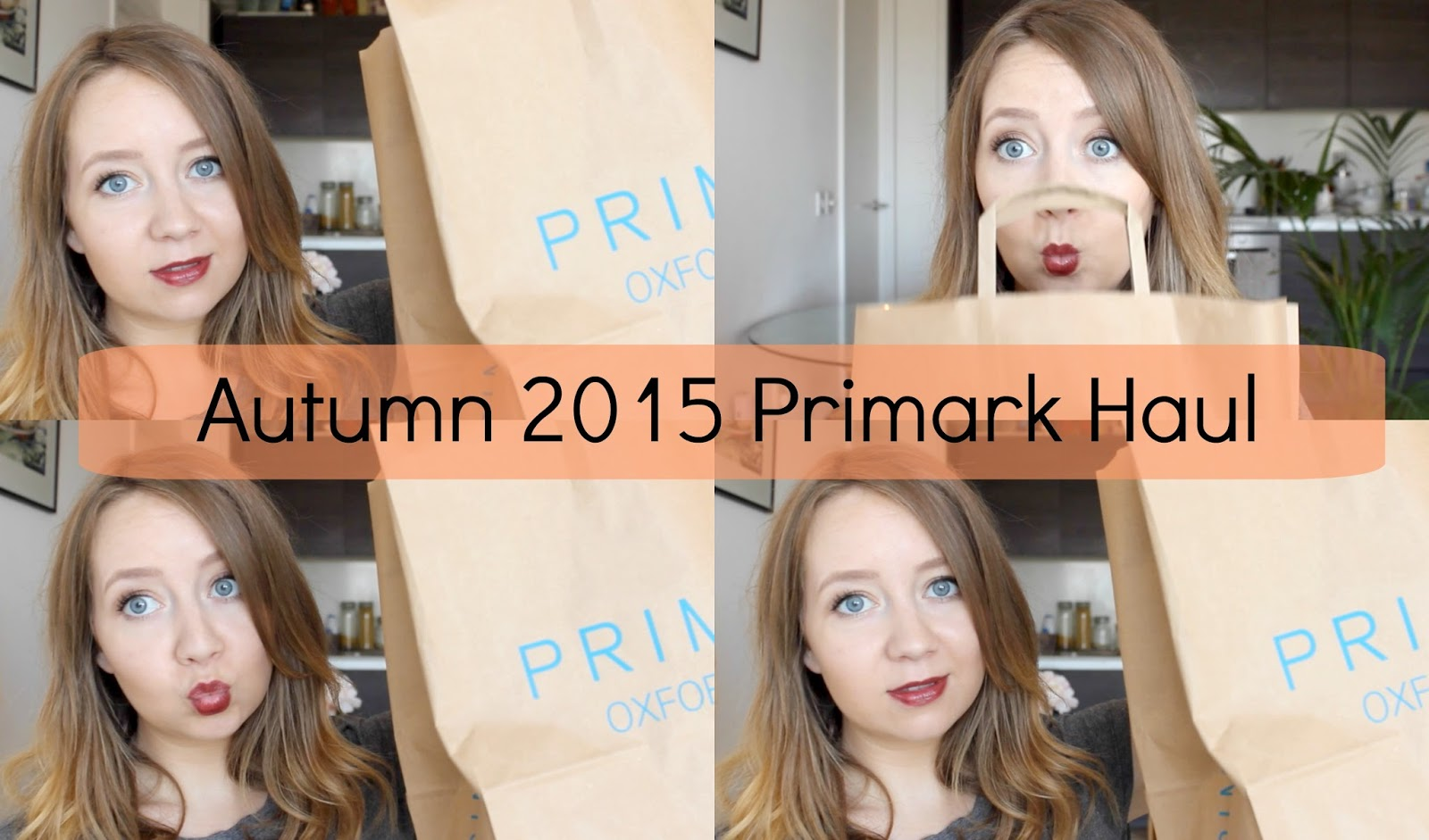 Autumn Primark Haul