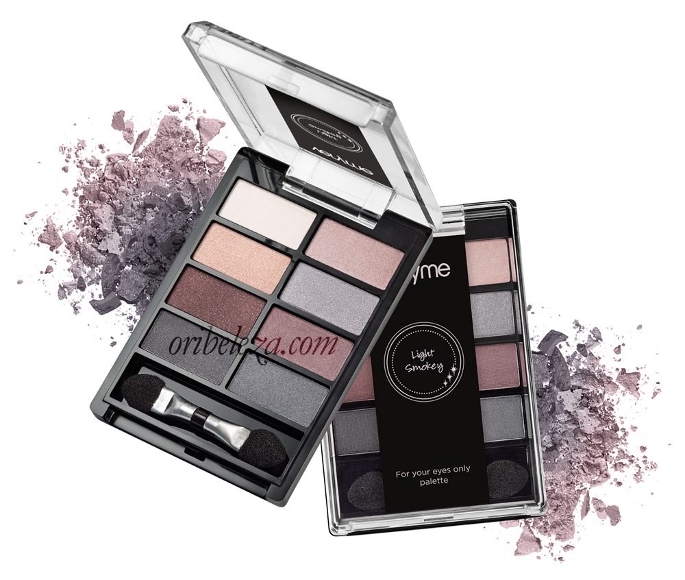 Paleta de Sombras For Your Eyes Only Romance Very Me da Oriflame