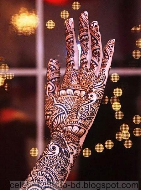 Latest%2BEid%2BMehndi%2BDesigns%2BCollection%2BFor%2BGirls%2B2014013