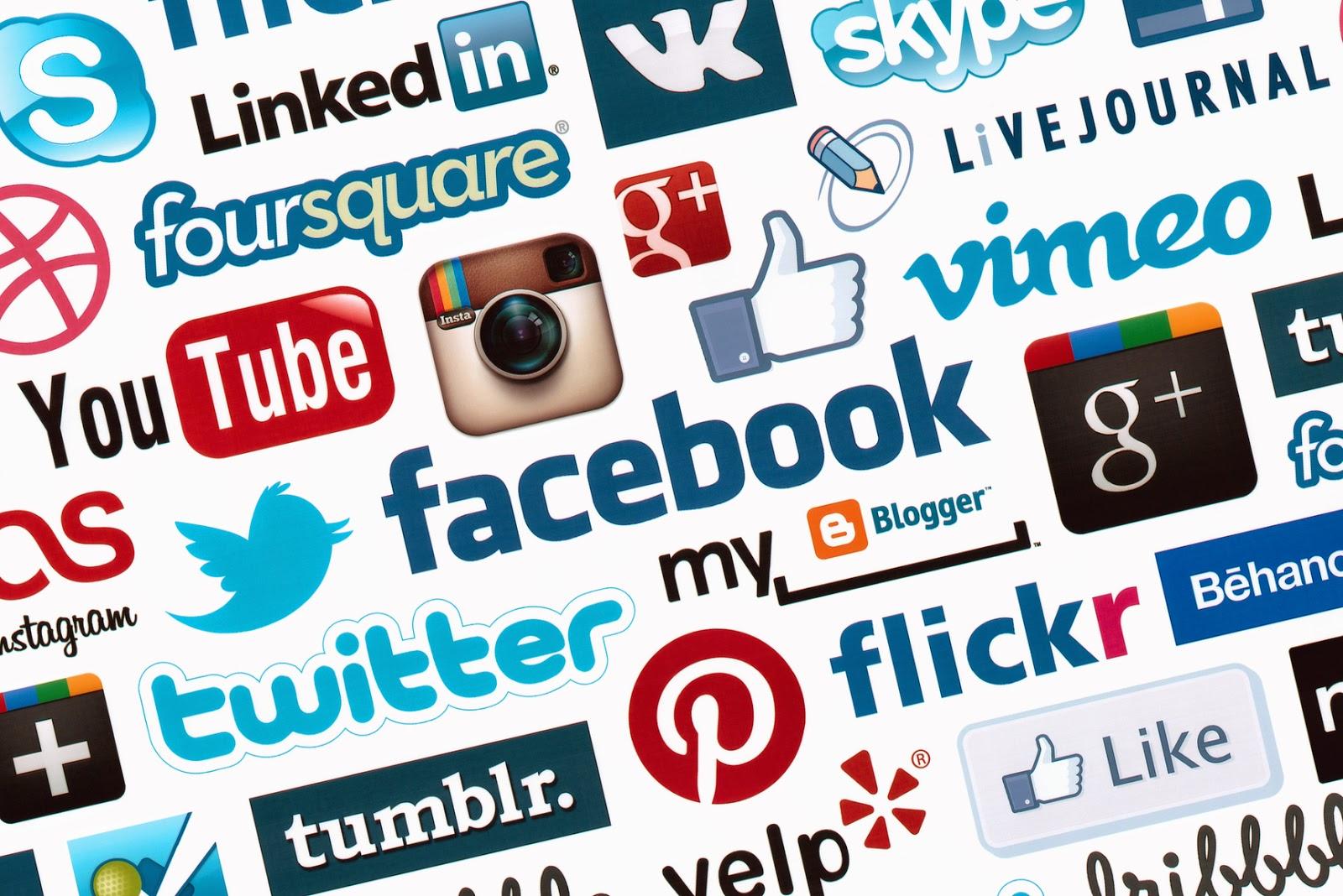 Add Social Media to Your Blog, Website etc