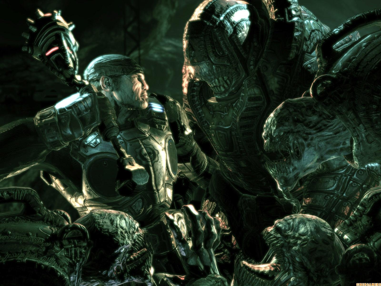 Gears Of War No PS3   N  O