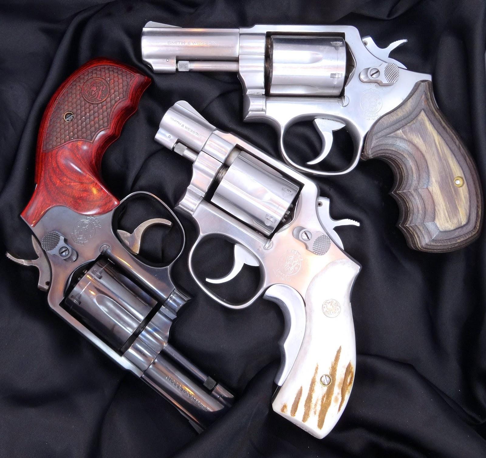 Average Joe\'s Handgun Reviews: The K Frame is King