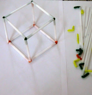 Nyla 39 S Crafty Teaching Make Your Own 2d And 3d Shape
