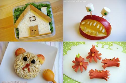 Comida divertida para ni os - Cocina divertida para ninos ...