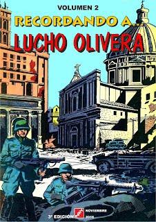 """Obras de Ricardo Luis """"Lucho"""" Olivera - Compilaciones de EAGZA"""